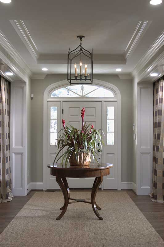 colonial home interior design home design